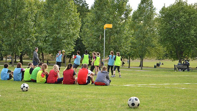 Summer korfball London